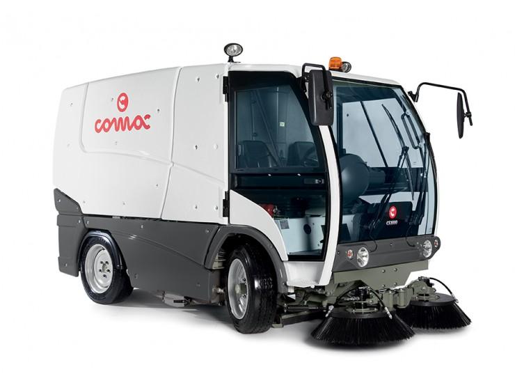 Sweep CS2000